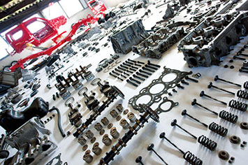 CAR and TRUCK PARTS
